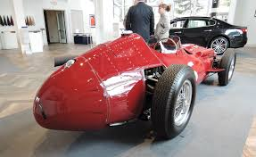 old maserati race car casa ferrari carmel the auto blonde