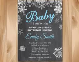 baby it s cold outside baby shower baby its cold outside baby shower invitation winter