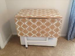 diy folding sewing table interior bathroom exciting ideas about craft s cabinet room