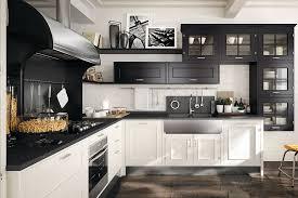classic kitchen design ideas open concept modern classic kitchen design with dinning area stock
