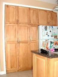 oak kitchen pantry cabinet charming oak kitchen pantry cabinet oak kitchen pantry storage