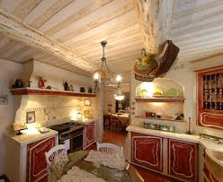 cuisine provencale cuisine provençale en construction neuve meubles provençale