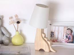 aliexpress com buy cute animal wooden table lamp deer dragon cat