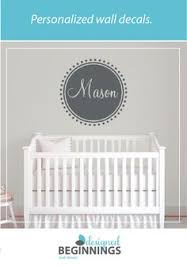 Personalized Wall Decals For Nursery Personalized Wall Decals Arrow Wall Decal Name Stickers Arrow
