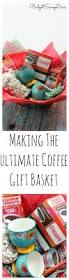 Diy U2013 Making The Ultimate Coffee Gift Basket Budget Savvy Diva