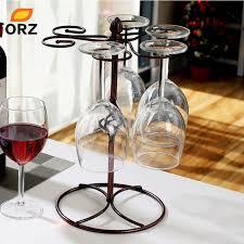orz fashion wine glass rack home decoration modern living room