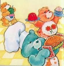 725 vintage care bears images care bears