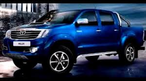 toyota truck hilux toyota hilux invincible 2014