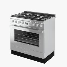 Smeg Appliances 3d Model Smeg Appliances Cgtrader