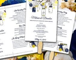 Diy Wedding Fans Templates Wedding Fan Template Fan Program Template Diy Wedding