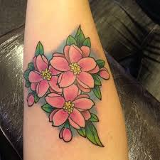 200 beautiful cherry blossom tattoos and meanings 2017
