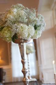 Baby S Breath Centerpiece Let U0027s Talk Flowers Weddings Style And Decor Planning