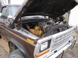 ford truck diesel engines 78 f 250 with caterpillar diesel v8 ford forum enthusiast