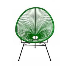 Acapulco Chair Replica On The Cover The Acapulco Chair Just Sitting In It Gives You An