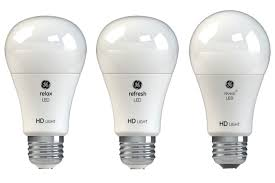 new incandescent light bulb ge relax refresh and reveal led light bulb reviews two are