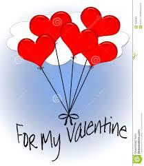 heart balloon bouquet heart balloons bouquet stock images image 18282804