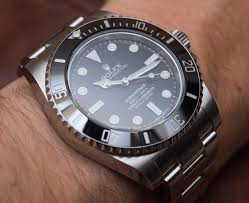 rolex on sale black friday rolex submariner 114060 u0027no date u0027 vs tudor heritage black bay
