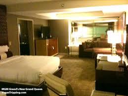 Mgm Grand Floor Plan Las Vegas Photos Mgm Grand U0027s New Executive Queen Suite Vegastripping Com