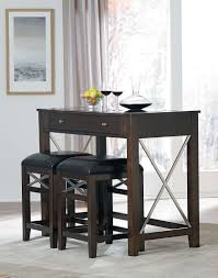 alexander wine bar table with stools furniture accessories