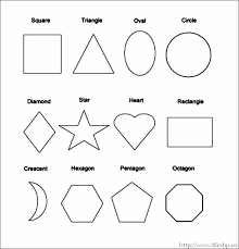 oval coloring page printable 24 shapes coloring pages 1068 shapes coloring pages