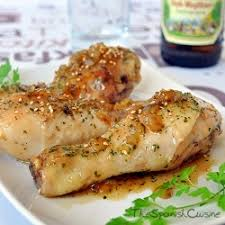 chicken with honey beer sauce recipe spanish food recipes