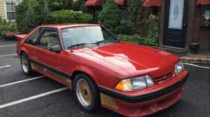 1988 saleen mustang ford mustang hatchback 1988 for sale 1fabp41e3jf210487 1988