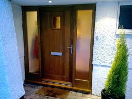 Solid Timber Front Doors by Modern Entry Doors With Sidelights Doors Entry Doors Closet Barn