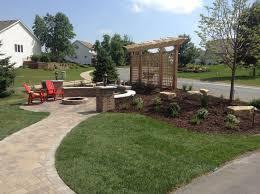 Front Yard Patio Garden Design Garden Design With Amazing Front Yard Patio Small
