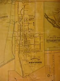 Map Of Northampton Ma Ancestor Tracks Philadelphia Area Resources