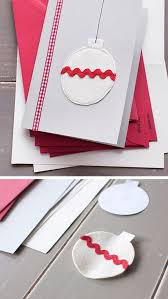 20 stunning diy christmas cards for friends and family diybuddy