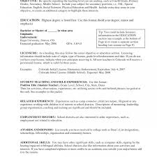 exle of objective in resume objectivesor resumes career objective preschool resume
