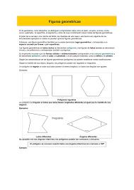figuras geometricas todas calaméo para los niños del lago