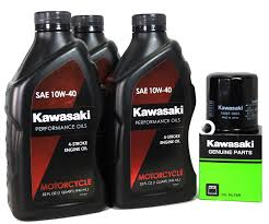 amazon com 2013 kawasaki ninja 300 oil change kit automotive
