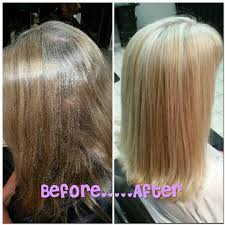 blonde streaks for greying hair blonde highlight before and after natural blonde cover grey mom