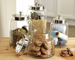 kitchen glass canisters glass canisters with metal lids kitchen designer organization