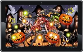 anime halloween background free live halloween wallpapers wallpaperpulse