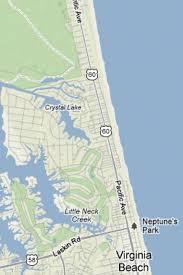 Virginia Beach Flood Map by Virginia Beach Hurricane Protection Project