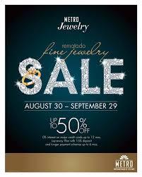 manila shopper metro jewelry sale sept 2013