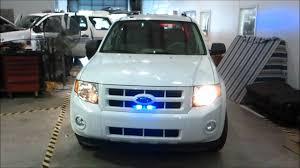 Ford Explorer Hybrid - 2011 ford escape hybrid police youtube