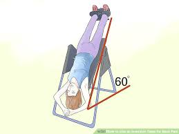 inversion table for bulging disc how to use inversion table medicaldigest co