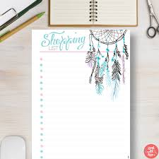printable planner notes printable planner a4 a5 stationery templates creative market