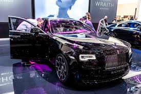 roll royce purple 2016 geneva rolls royce wraith black badge modcarmag