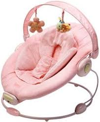 amazon com boppy cradle in comfort bouncer pink discontinued