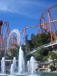 Six Flags Rollercoaster Magic Mountain U2013 Travel Guide At Wikivoyage