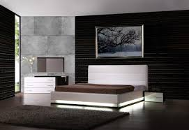 Modern Contemporary Bedrooms - the unique leather designer bedroom furniture sets modern beds is