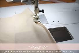 How To Do Blind Hem Stitch By Hand 3 Ways To Sew A Rolled Hem U2014 Megan Nielsen Design Diary