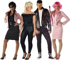 Sandy Danny Grease Halloween Costumes 21 Group Costume Ideas Images Halloween Ideas