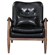Gaming Chair Ottoman by Barbarella Black Modern Chair Ottoman Set Eurway