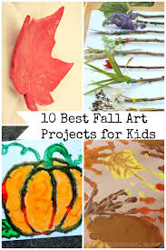 10 best fall art projects for kids simple acres blog
