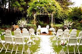 garden wedding venues the gables garden wedding venues city secrets